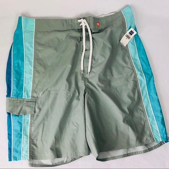 b7939eb192 GAP Swim | Mens Board Shorts Nwt Sz 40 | Poshmark